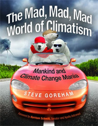 Book Cover: The Mad, Mad, Mad World of Climatism