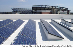 Patriot Place Solar