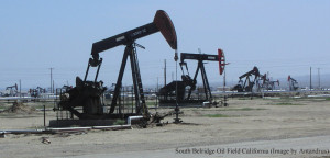 South Belridge CA Oil Field